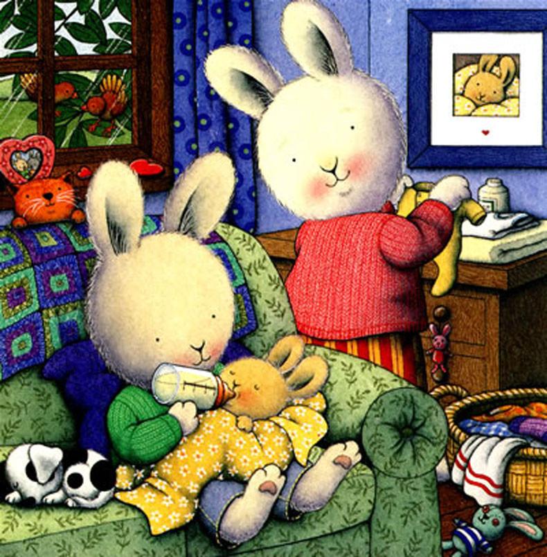 兔子为西蒙设计了飞行表演,动物们看到了西蒙与众不同的另一面,尽管