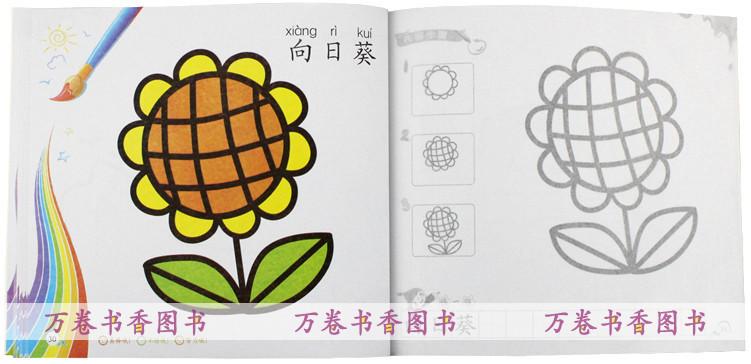 儿童 简笔画大全 学画 人物 动物水果蔬菜交通