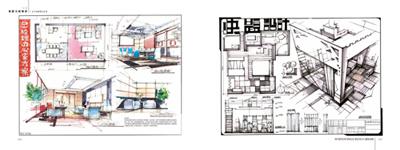 3办公空间室内快题设计  3.4酒吧室内快题设计  …… null图片