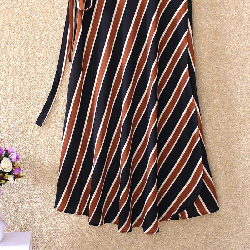 902新款【天天特价】波西米亚一片式印花半身裙长款系带沙滩裙碎花