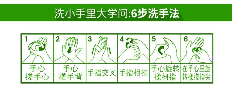 【苏宁专供】Dettol滴露健康抑菌洗手液经典松木500克