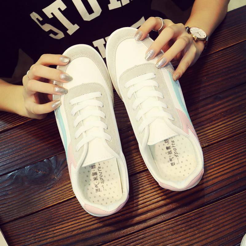 12女大童13岁14智商板鞋15学生白色初中透气与女孩情商v智商初中图片