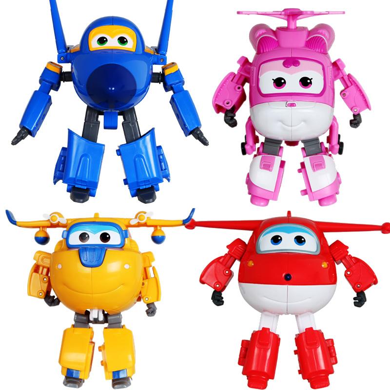 奥迪双钻(auldey)节日礼物 新品儿童玩具超级飞侠变形
