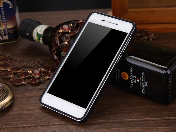 步步高x3l手机套步步高x3v手机壳vivox3l金属边框超薄