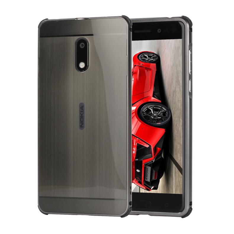 上店 诺基亚6手机壳TA-1000金属边框,Nokia 6