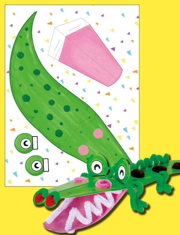 7岁儿童的创意手工玩具书,全套3本,主题分别是:小公主,酷手工,动物