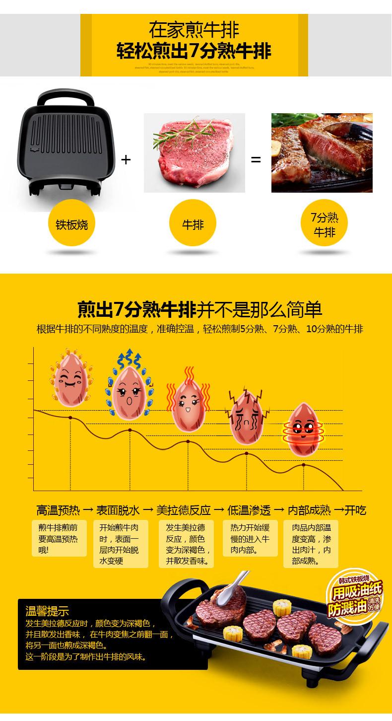 v烤盘烤盘电烧烤炉TBS-T6电日记烧烤炉小学荥阳市烤箱图片