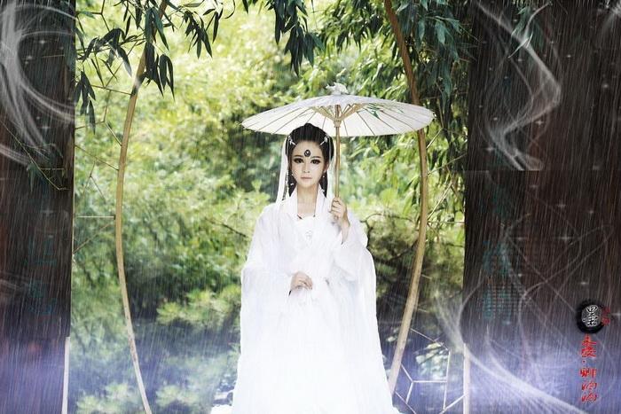 [北京]墨语轩500元古装个人写真
