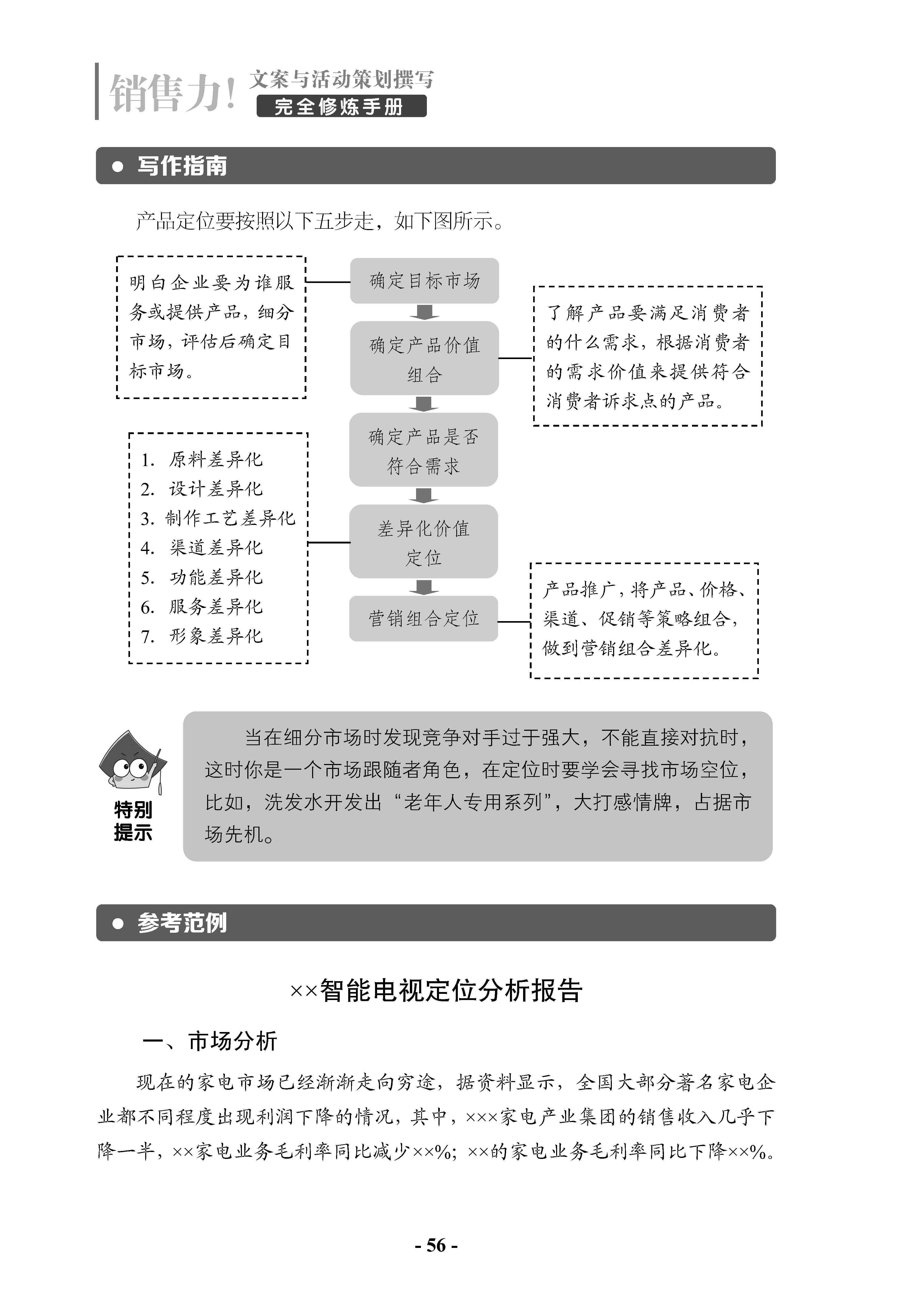 完整文案策划书_文案推广策划书_培训策划书的策划书