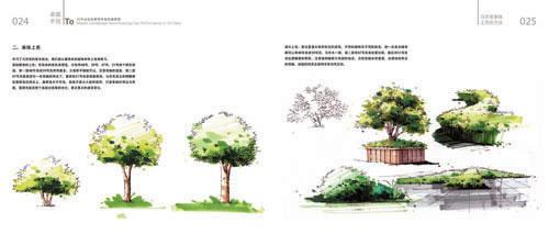 卓越手绘:30天必会景观手绘快速表现 (一本建筑设计考研,就业皆不愁的