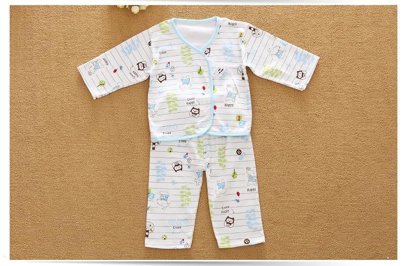 婴儿礼盒春夏满月宝宝衣服新生儿内衣套装用品sjlsl四季绿森林黄色
