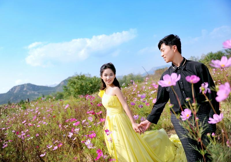 [青岛]薇薇新娘3999元婚纱照