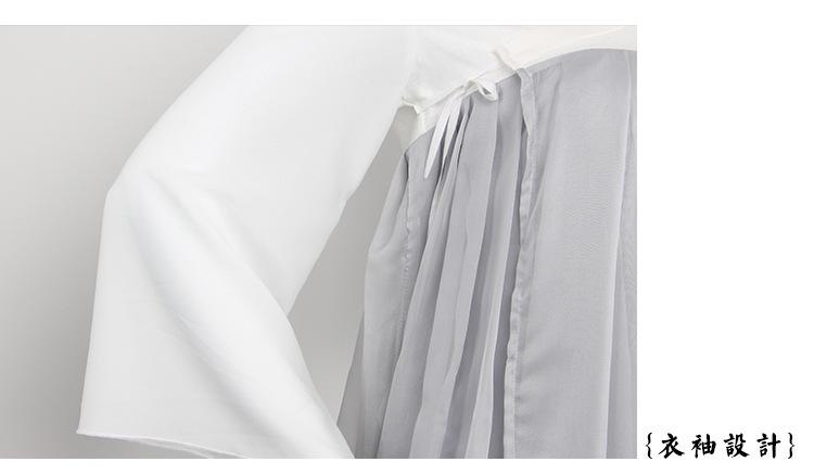 玉生烟汉服古装齐胸襦裙汉元素复古女装雪纺连