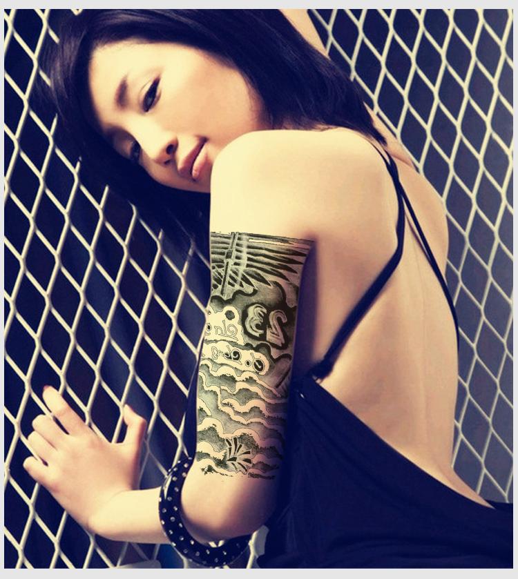 男女霸气纹身图片图片