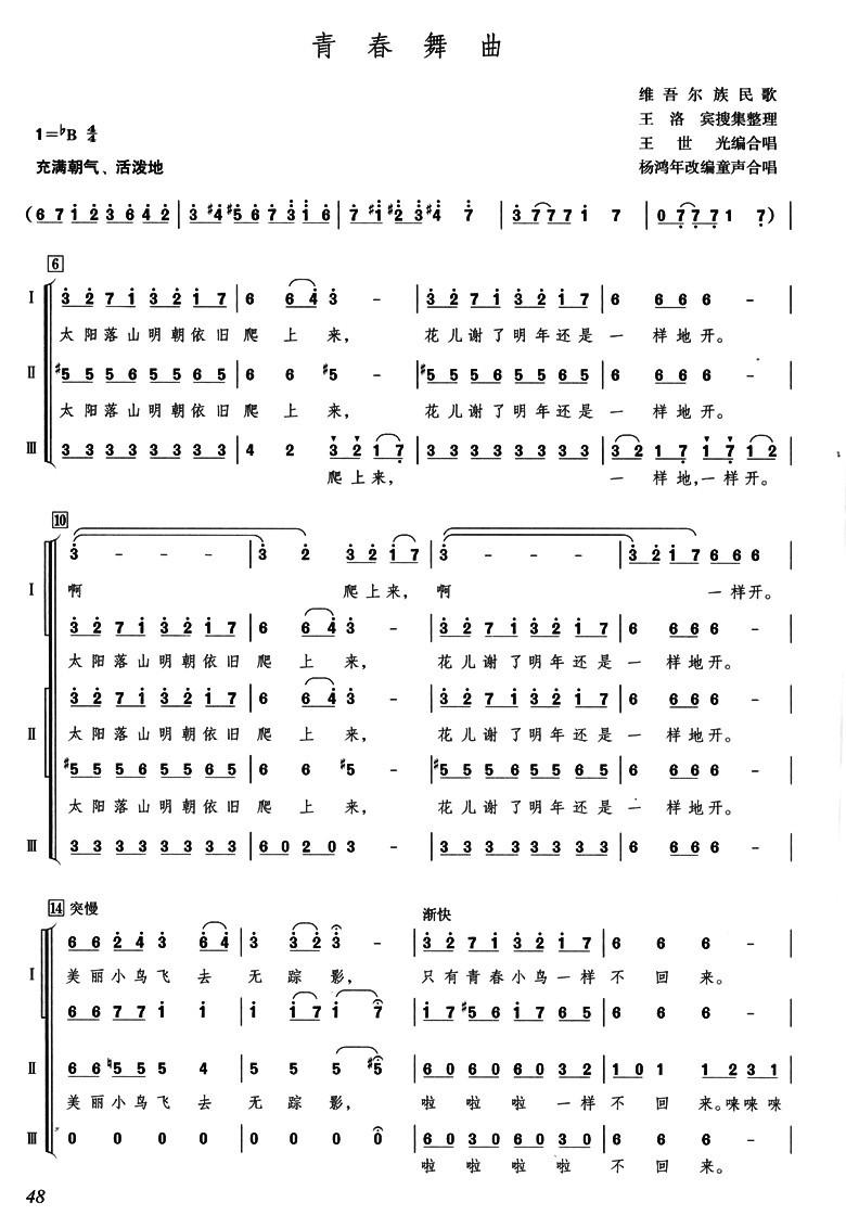 选(中国交响乐团少年