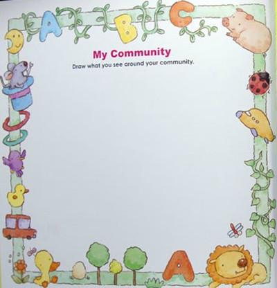 幼儿园自制图书ppt