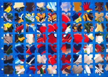 蜘蛛侠  内容介绍 《超级英雄贴纸拼图书:蜘蛛侠》有幼儿数学学习中最
