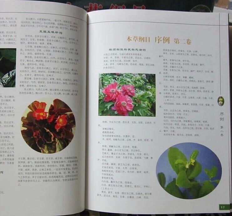 【盛世九九图书】本草纲目(上下彩图版)(精)
