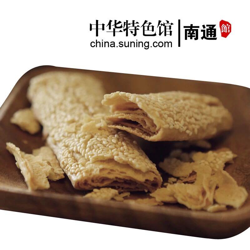 南通特产西亭脆饼 图片合集