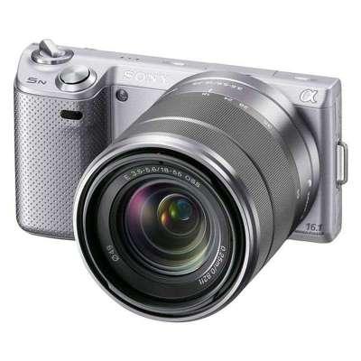 SONY 索尼 NEX-5NK 微单套机(18-55mm)