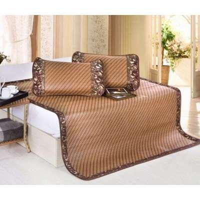 棉朵家纺尊爵御藤席三件套1.5米