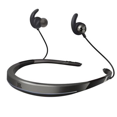 JBL Under Armour sport wireless FLEX 入耳式无线运动耳机 UAJBLNBGRYCN黑