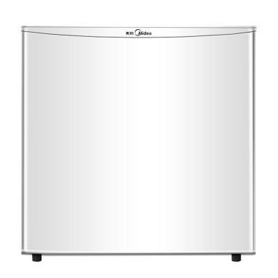 美的(Midea)45升单门冰箱 迷你冷藏 BC-45M(白色)
