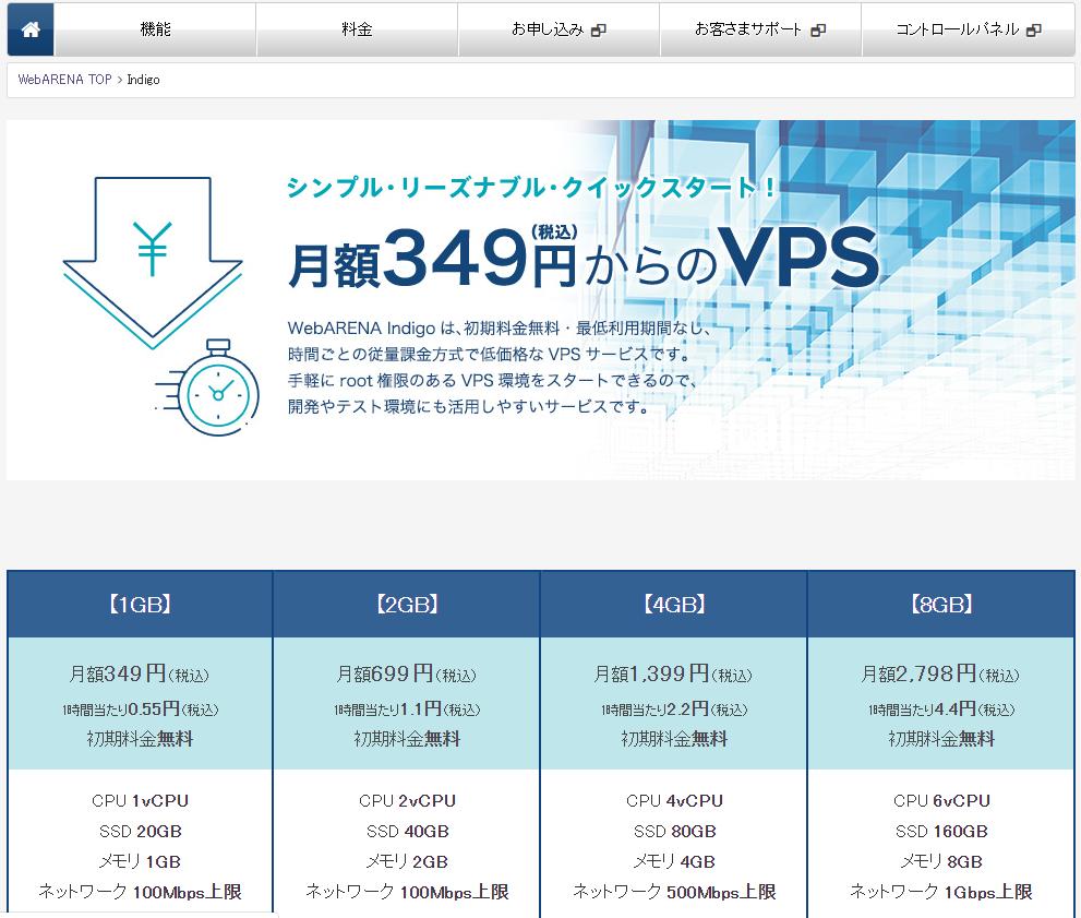 羊毛党之家 电信垃圾-Indigo:日本VPS/1核/1G内存/20G SSD/无限流量/100M带宽/KVM/月付$3.17/NTT线路/原生IP/需要日本手机号验证