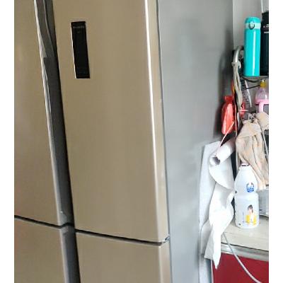 美菱电器怎么样_美菱(MELING)BCD-446WP9C 十字对开门多门四开门变频风冷无霜冰箱 ...