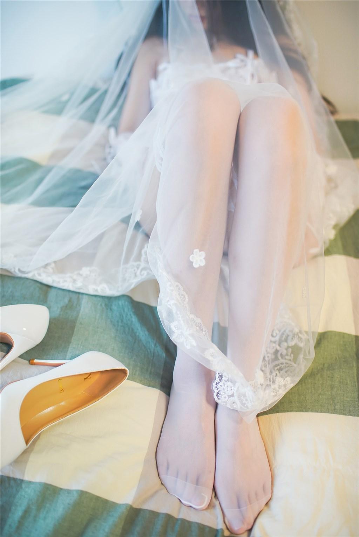 【兔玩映画】婚纱白丝 兔玩映画 第34张