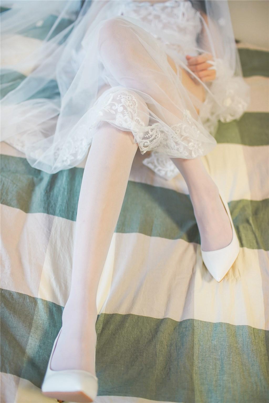 【兔玩映画】婚纱白丝 兔玩映画 第31张