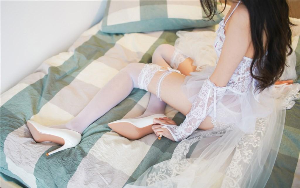【兔玩映画】婚纱白丝 兔玩映画 第26张
