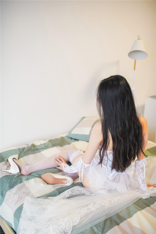 【兔玩映画】婚纱白丝 兔玩映画 第25张