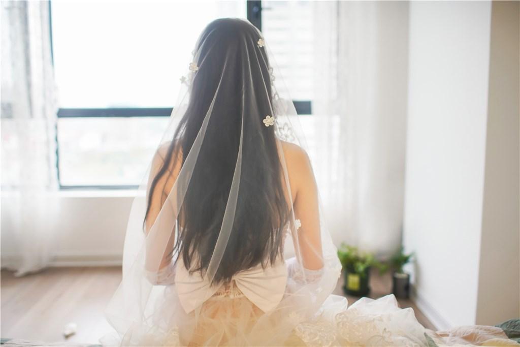 【兔玩映画】婚纱白丝 兔玩映画 第23张