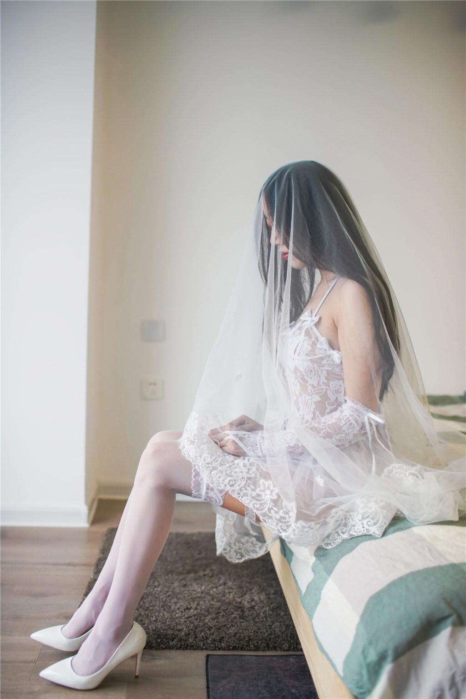 【兔玩映画】婚纱白丝 兔玩映画 第18张