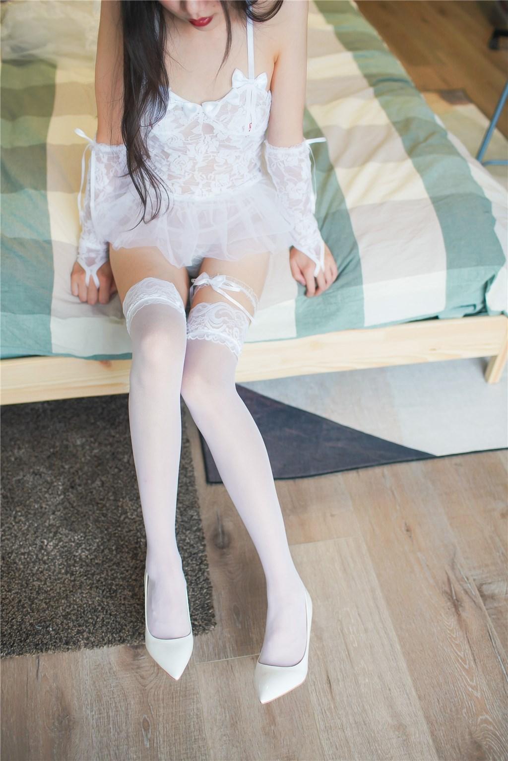 【兔玩映画】婚纱白丝 兔玩映画 第13张
