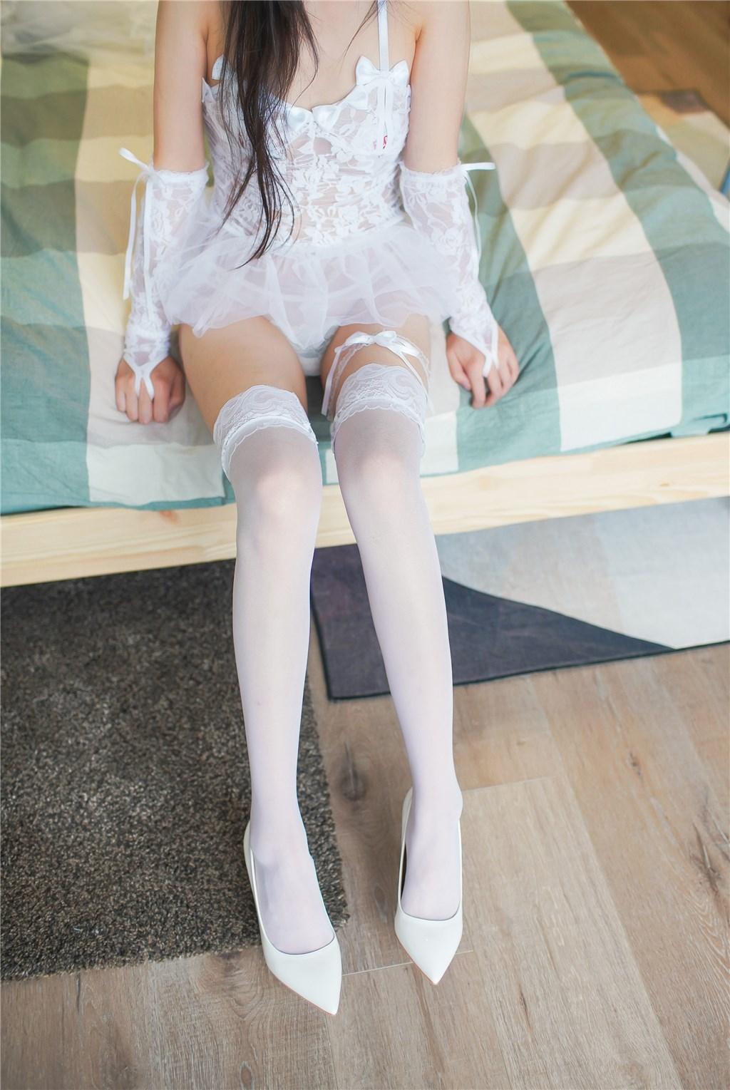 【兔玩映画】婚纱白丝 兔玩映画 第14张