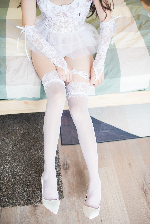 【兔玩映画】婚纱白丝 兔玩映画 第12张