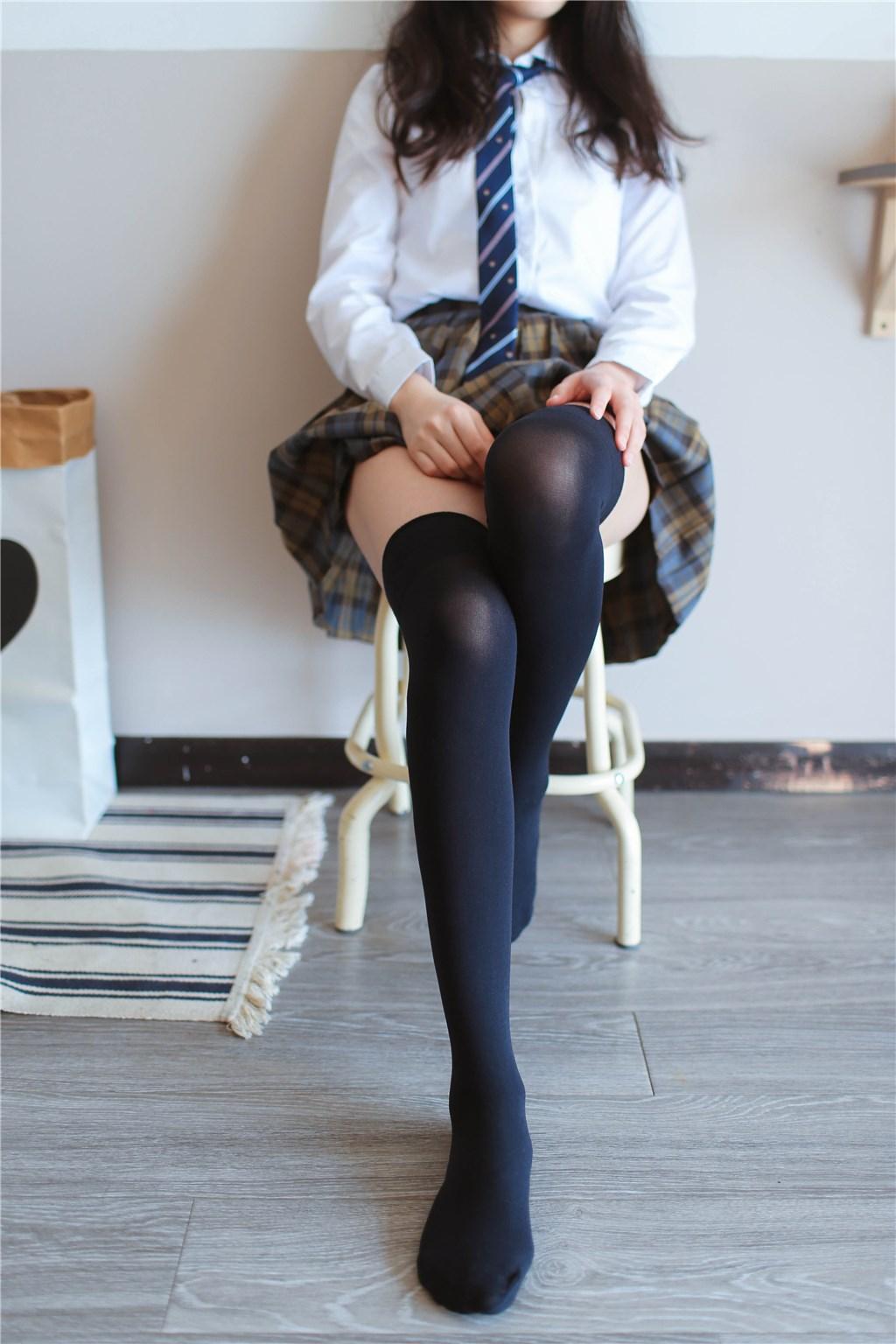 【兔玩映画】衬衫格裙 兔玩映画 第5张
