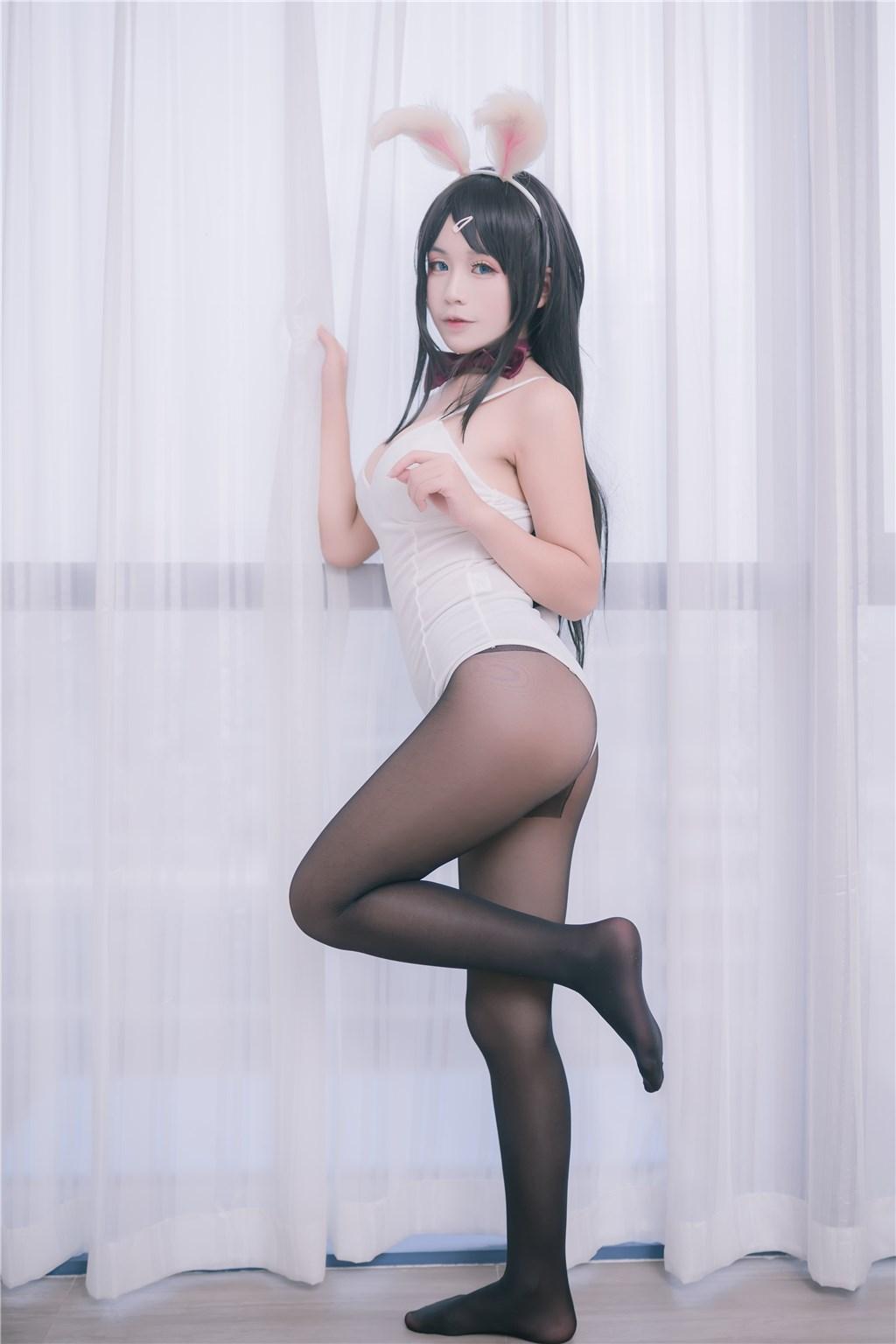 【兔玩映画】兔女郎vol.30-粉耳 兔玩映画 第7张