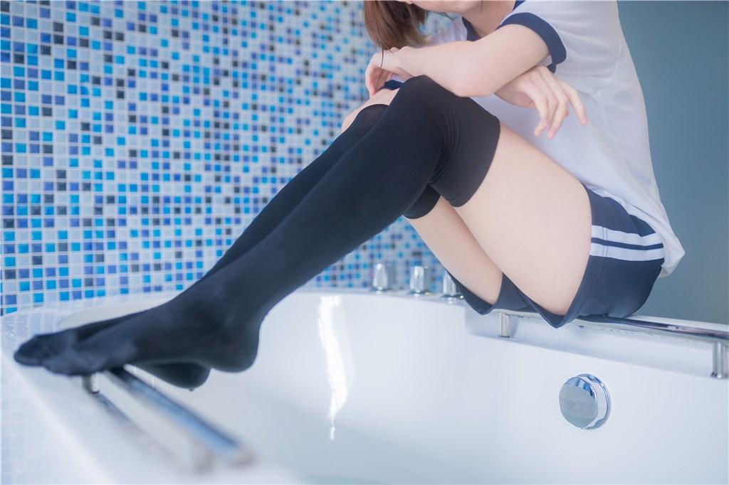 【兔玩映画】vol.20-湿身体操服 兔玩映画 第41张
