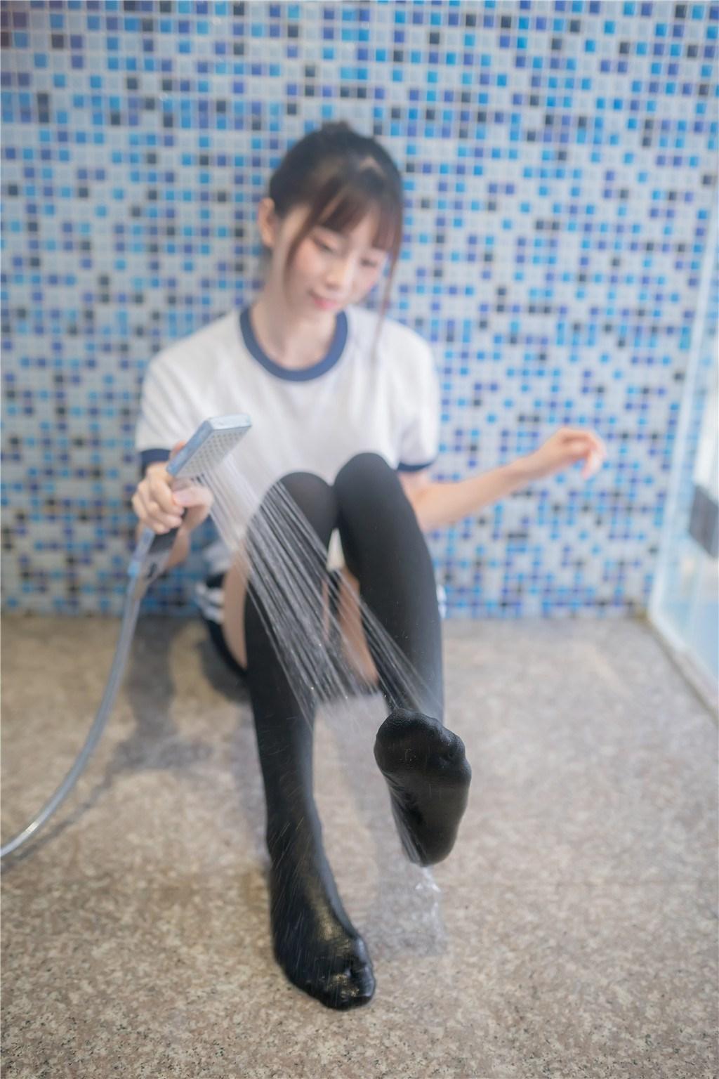 【兔玩映画】vol.20-湿身体操服 兔玩映画 第8张