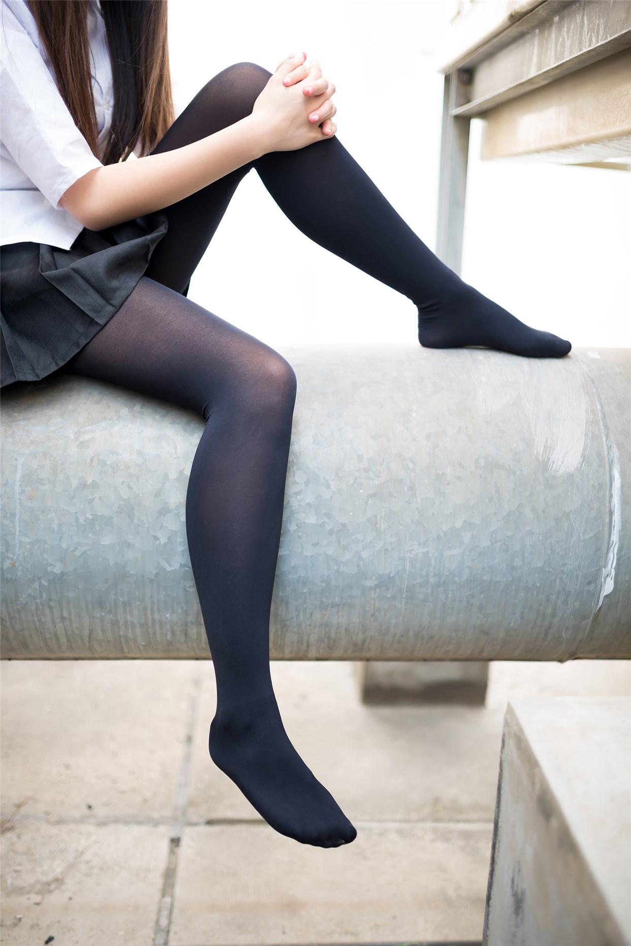 【兔玩映画】纯黑你喜欢吗? 兔玩映画 第32张