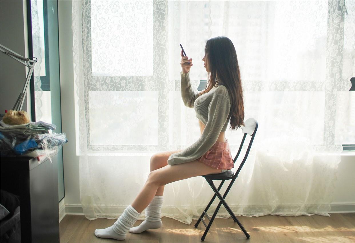 【兔玩映画】毛衣短裙 兔玩映画 第35张