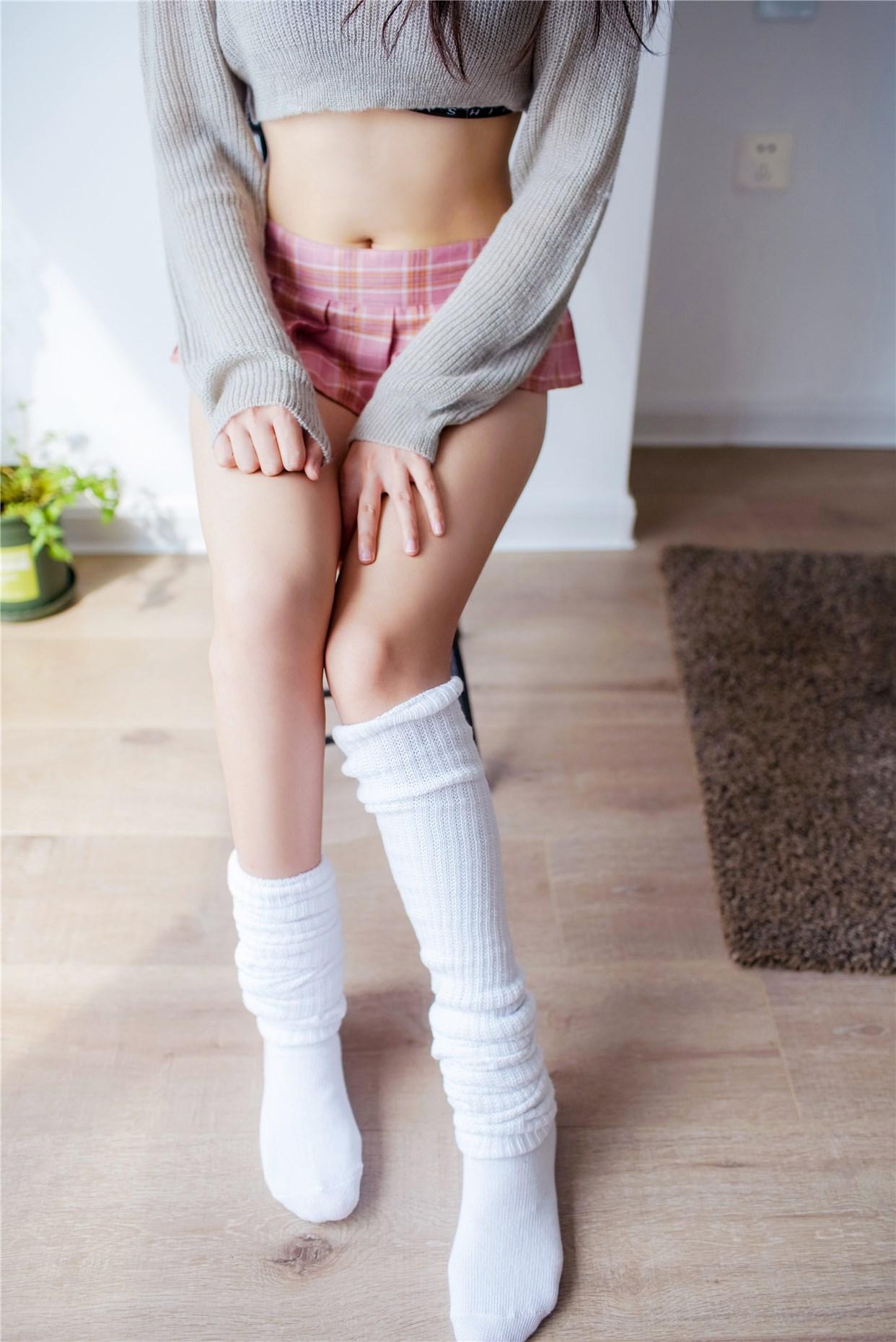 【兔玩映画】毛衣短裙 兔玩映画 第26张