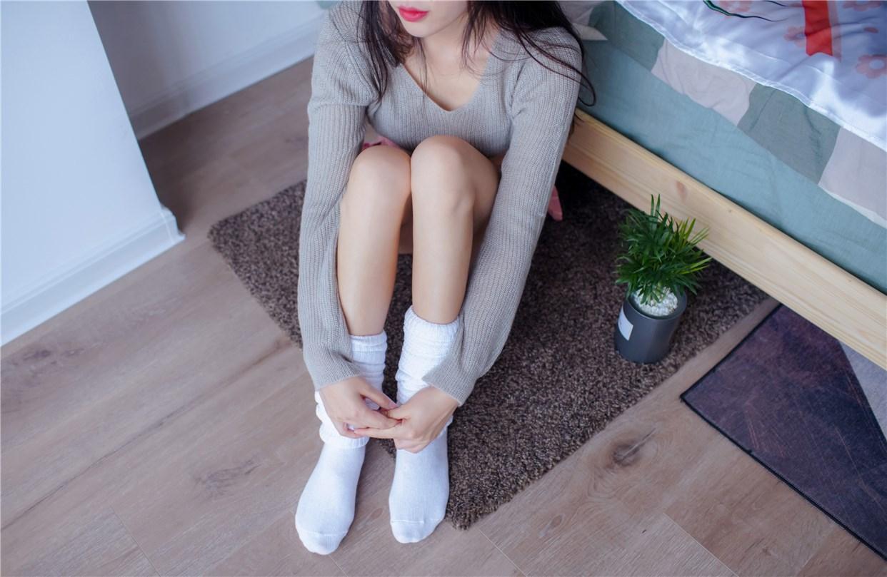 【兔玩映画】毛衣短裙 兔玩映画 第21张