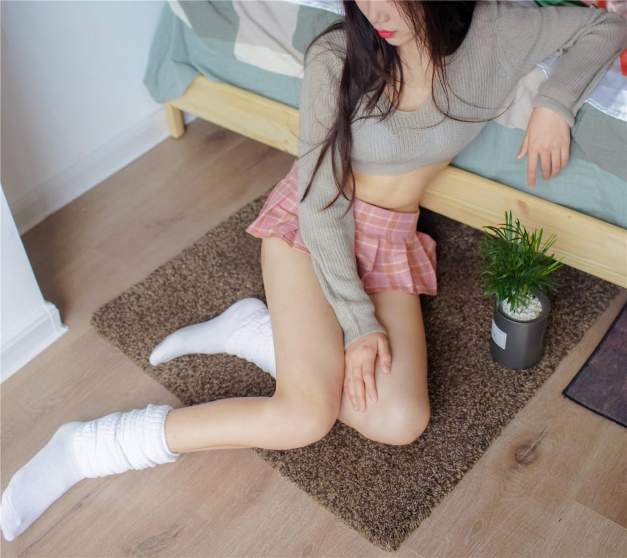 【兔玩映画】毛衣短裙 兔玩映画 第15张