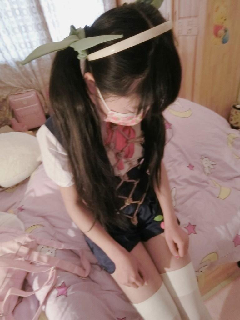 【兔玩映画】萝莉自拍 兔玩映画 第9张