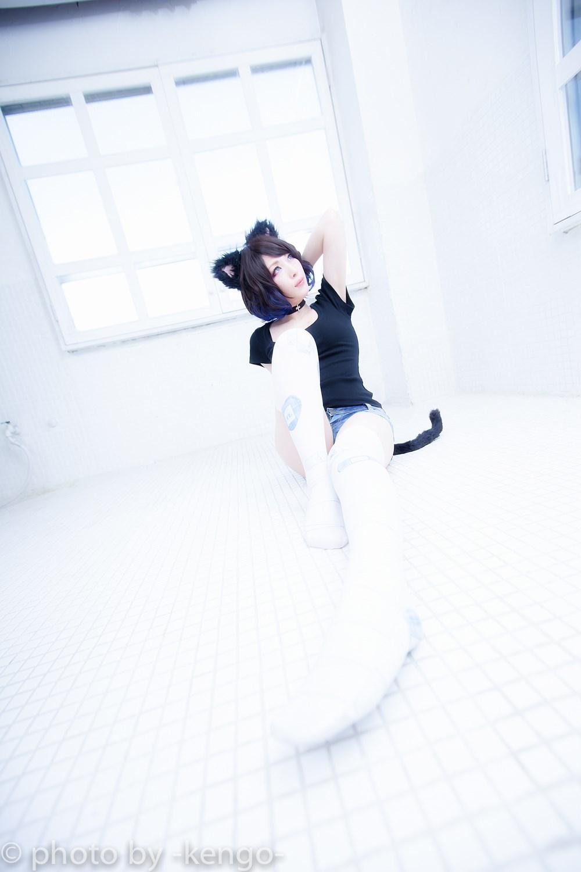 【兔玩映画】cos-猫 兔玩映画 第20张