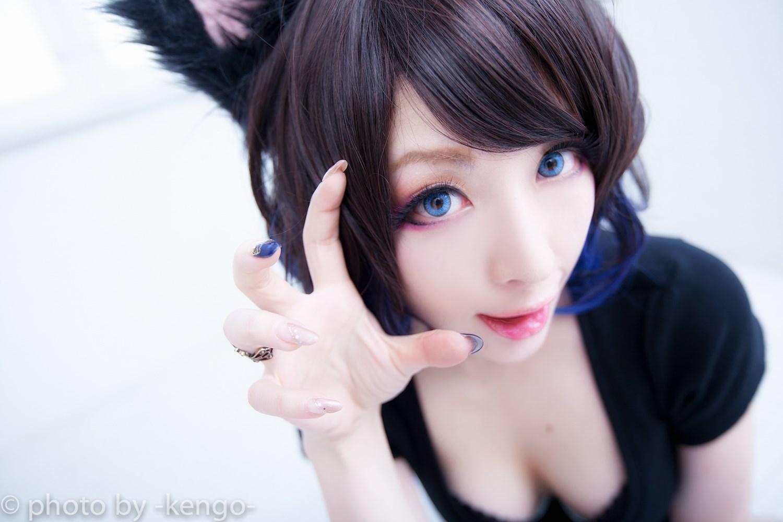 【兔玩映画】cos-猫 兔玩映画 第14张